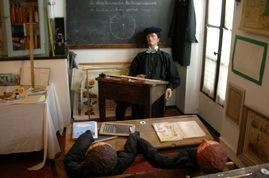 L'Ecomusée Salle de classe